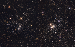 The Double Cluster in Perseus