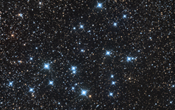 M39, Open Cluster in Cygnus