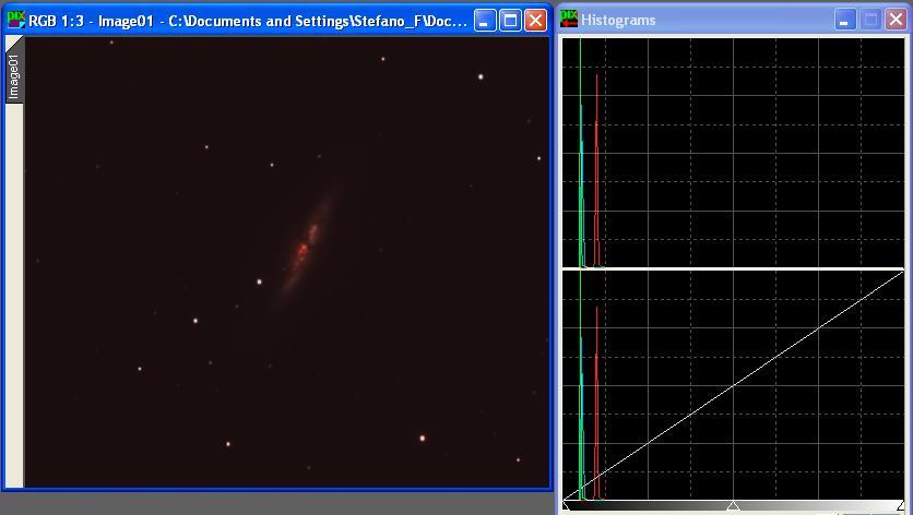 Come elaborare foto astronomiche